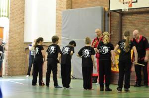 Kinderlessen bij Match Waalwijk
